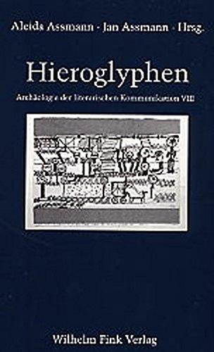 9783770537525: Hieroglyphen.