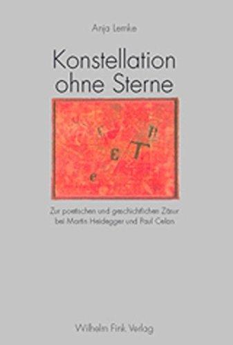 Konstellation ohne Sterne: Anja Lemke