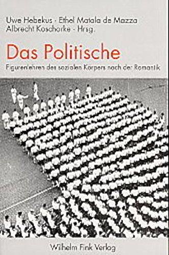Das Politische: Uwe Hebekus
