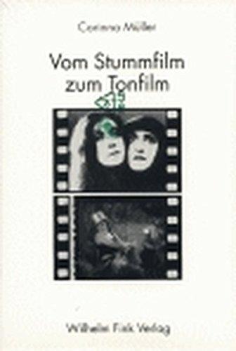 9783770539253: Vom Stummfilm zum Tonfilm