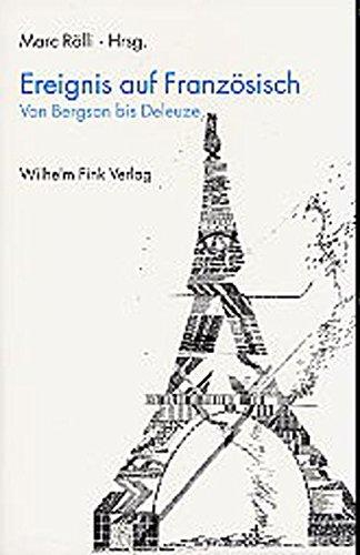 Ereignis auf Französisch: Marc R�lli
