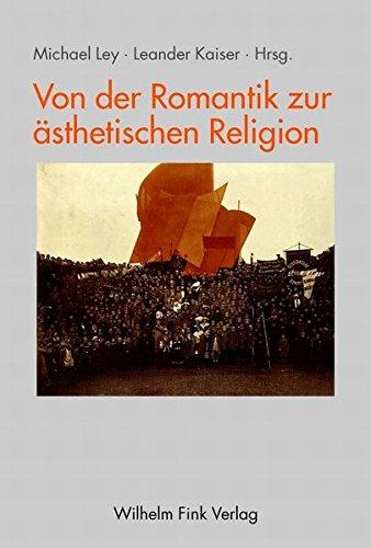 9783770540198: Von der Romantik zur ästhetischen Religion