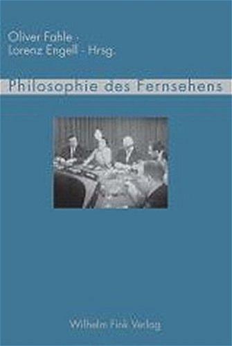 9783770541546: Philosophie des Fernsehens