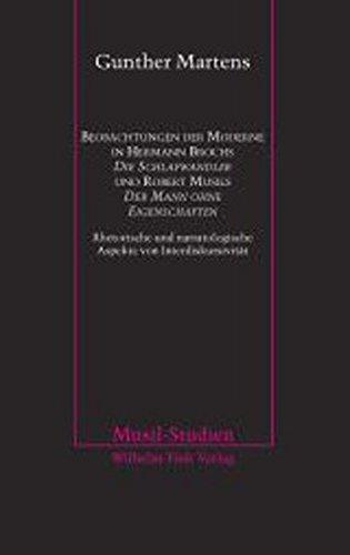 Beobachtungen der Moderne: Gunther Martens