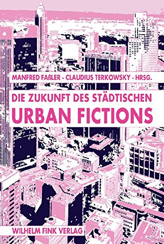 9783770542680: Urban Fictions