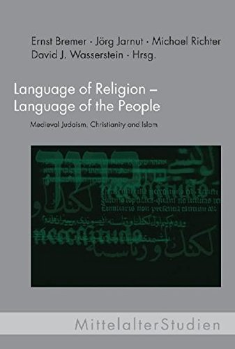 Language of Religion - Language of the People: Ernst Bremer