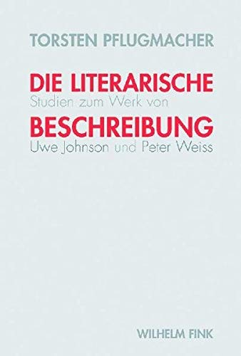 Die literarische Beschreibung: Thorsten Pflugmacher