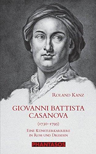 9783770545049: Giovanni Battista Casanova (1730-1795)