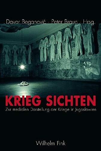 Kriege sichten: Zur medialen Darstellung der Kriege in Jugoslawien (Paperback)