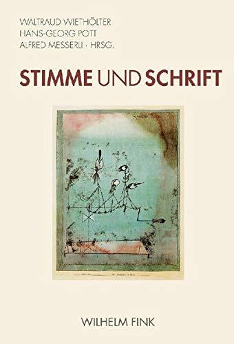 Stimme und Schrift: Waltraud Wieth�fer