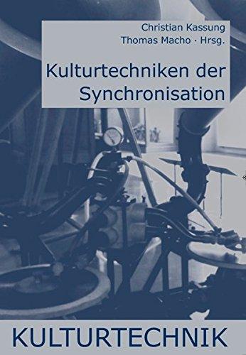 Kulturtechniken der Synchronisation: Fink Wilhelm GmbH + Co.KG