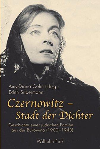 9783770548439: Czernowitz - Stadt der Dichter