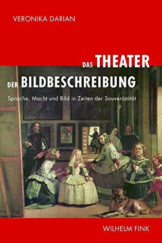 9783770549467: Das Theater der Bildbeschreibung