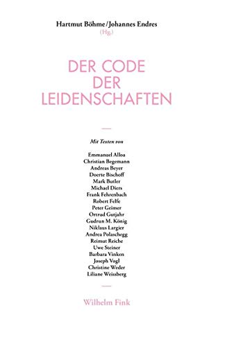 9783770549689: Der Code der Leidenschaften: Fetischismus in den Künsten