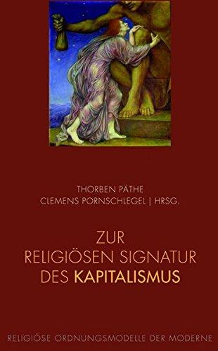 9783770553105: Zur religiösen Signatur des Kapitalismus