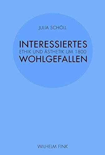 Interessiertes Wohlgefallen: Julia Sch�ll