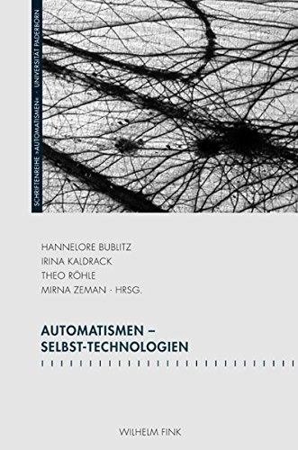 9783770554256: Automatismen - Selbst-Technologien