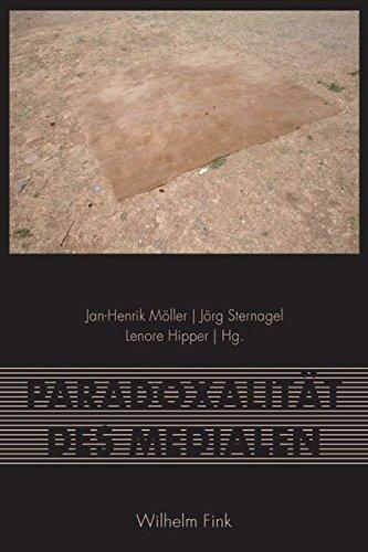 9783770555024: Paradoxalität des Medialen