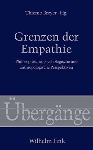 Grenzen der Empathie: Thiemo Breyer