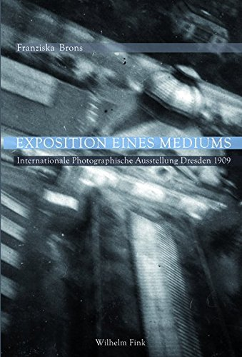 Exposition eines Mediums: Franziska Brons