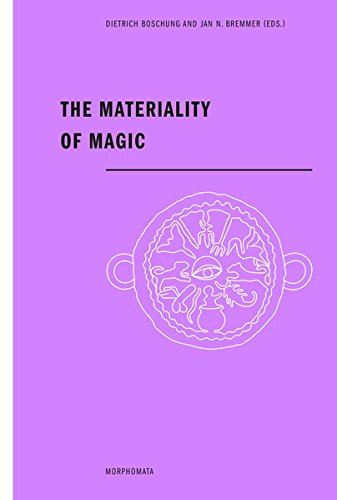 9783770557257: The Materiality of Magic