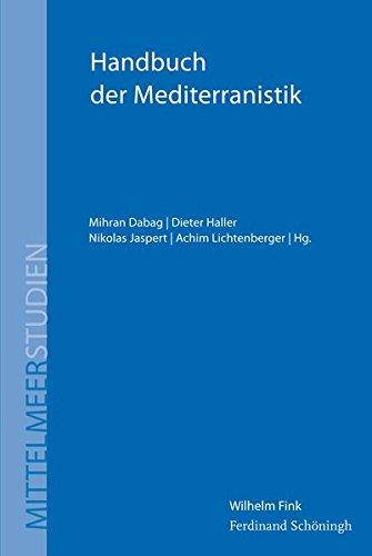 9783770557431: Handbuch der Mediterranistik