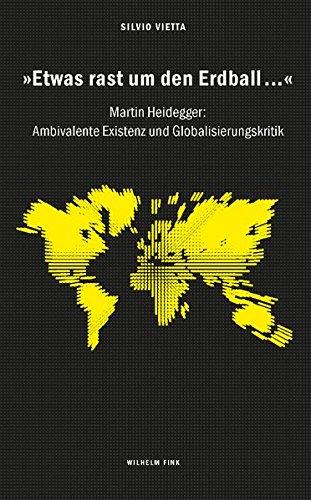 9783770558230: »Etwas rast um den Erdball...«: Ambivalente Existenz und Globalisierungskritik