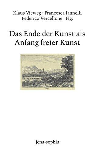 Das Ende der Kunst als Anfang freier Kunst: Klaus Vieweg
