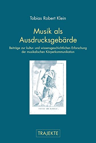 Musik als Ausdrucksgebärde: Tobias Robert Klein