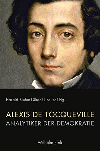9783770559541: Alexis de Tocqueville: Analytiker der Demokratie
