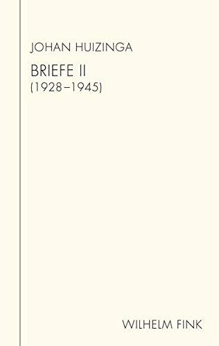 9783770559916: Briefe II: (1928-1945)