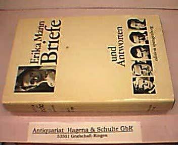 9783770702084: Briefe und Antworten (German Edition)