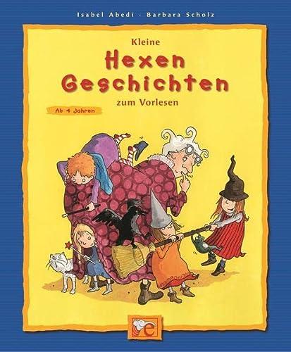 9783770721016: Kleine Hexen-Geschichten zum Vorlesen