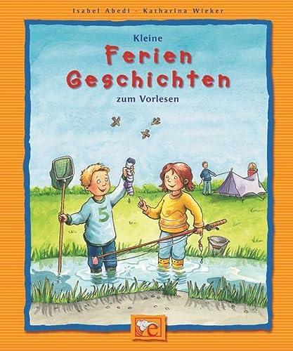 9783770721122: Kleine Ferien-Geschichten zum Vorlesen
