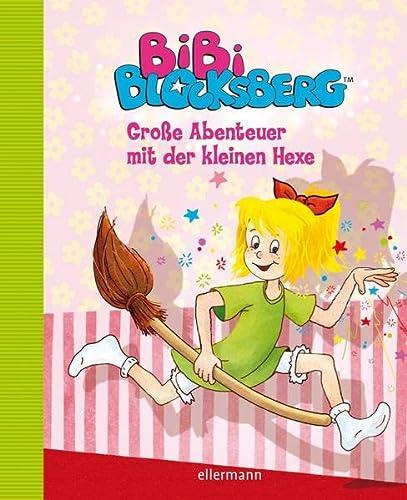 9783770722143: Bibi Blocksberg - Große Abenteuer mit der kleinen Hexe