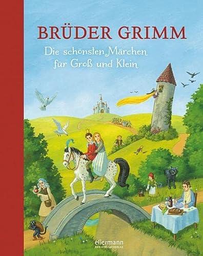 9783770724864: Brüder Grimm - Die schönsten Märchen für Groß und Klein