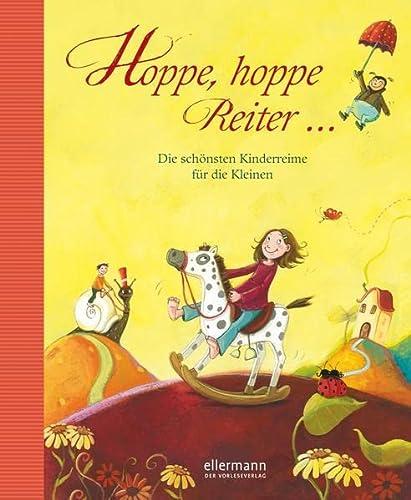 9783770724895: Hoppe, hoppe Reiter - Die schönsten Kinderreime für die Kleinen