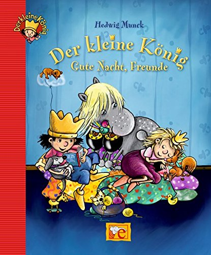 9783770729425: Der kleine König - Gute Nacht, Freunde