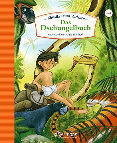 9783770737055: Klassiker zum Vorlesen - Das Dschungelbuch