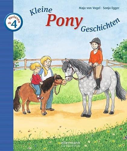9783770739424: Vogel, M: Kleine Pony-Geschichten zum Vorlesen