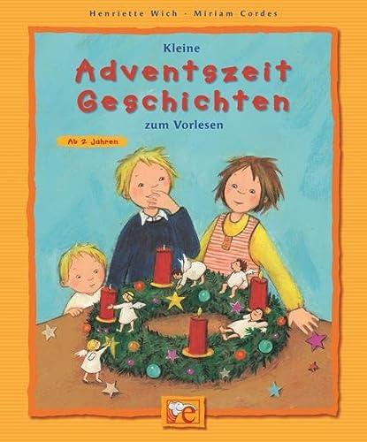 9783770739653: Kleine Adventszeit-Geschichten zum Vorlesen