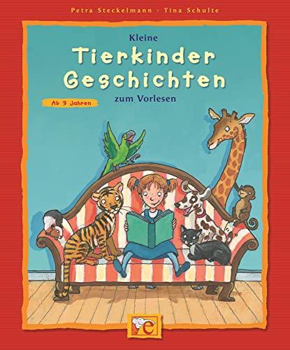 9783770739691: Kleine Tierkinder-Geschichten zum Vorlesen