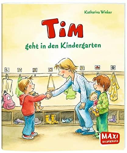 9783770742806: Tim geht in den Kindergarten
