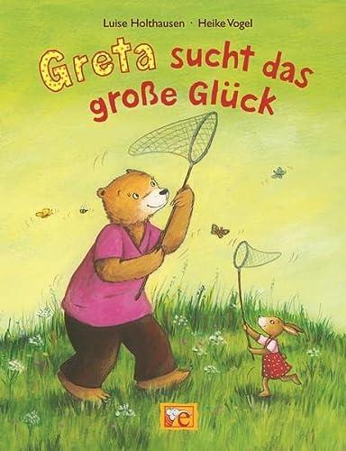 9783770749218: Greta sucht das große Glück