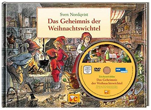 9783770753659: Das Geheimnis der Weihnachtswichtel mit DVD