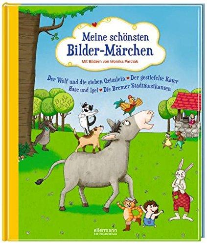 9783770755035: Meine sch�nsten Bilder-M�rchen: Die sch�nsten Tierm�rchen