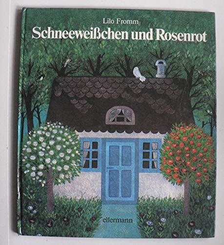 9783770762347: Schneeweisschen und Rosenrot. Bilderbuch