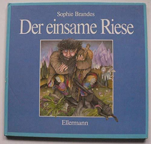 9783770762675: Der einsame Riese. Bilderbuch