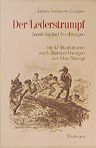 9783770763320: Der Lederstrumpf: Sämtliche Erzählungen