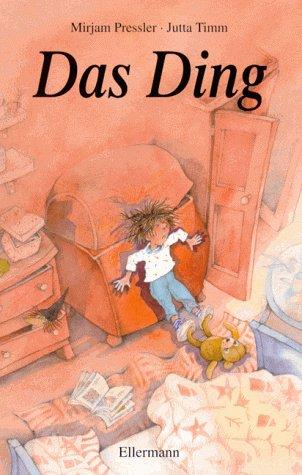 9783770763771: Das Ding: Bilderbuch